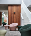 Artifort - Lounge Chair P587, ontwerp: Geoffrey D. Harcourt