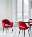 Knoll International - Saarinen Chair, ontwerp: Eero Saarinen (1950)