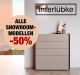 Interlübke - showroommodellen