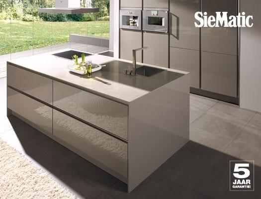 Design Keukens Roermond : Siematic S2