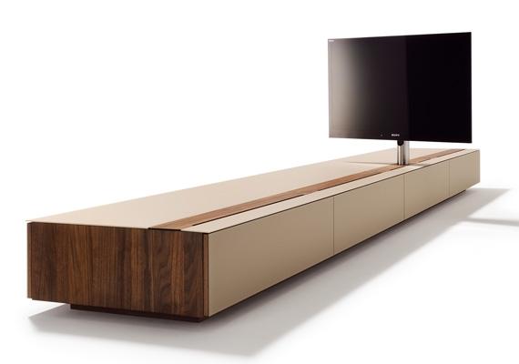 Team7 tv meubel cubus for Tv meubel design outlet