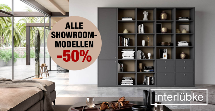 Interlübke showroommodellen