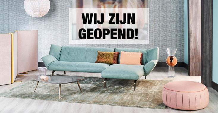 Geopend - Wonen 2020