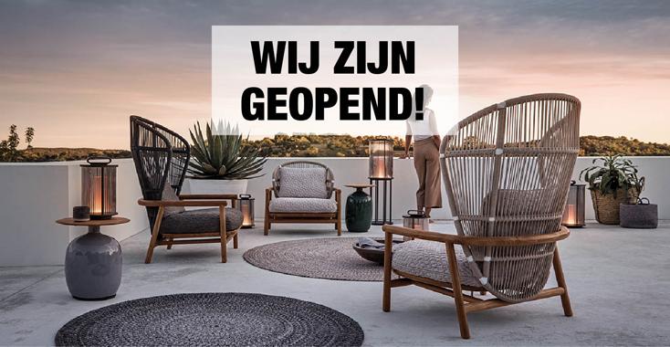 Geopend - Outdoor 2020