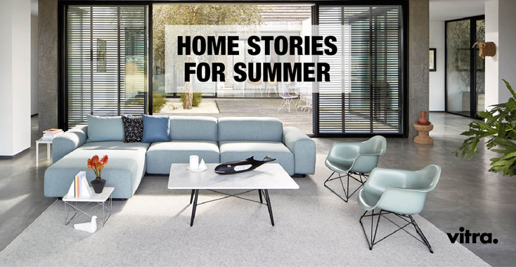 Vitra - Home Stories for Summer 2020