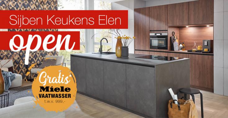 Keukens Elen open 2020